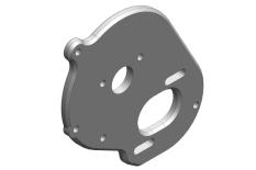 Team Corally - Motor Mount Plate - Aluminium