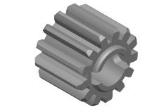 Team Corally - Drive Gear 13T - Metal
