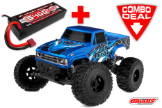 TRITON SP Combo - w/ LiPo Battery TC Power Racing 50C 2S 5400mAh