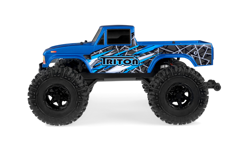 Team Corally - TRITON SP - 1/10 Monster Truck 2WD - RTR - Brushed Power - No Battery - No Charger