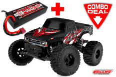 TRITON XP Combo - w/ LiPo Battery TC Power Racing 50C 2S 5400mAh