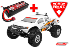 MAMMOTH SP Combo - w/ LiPo Battery TC Power Racing 50C 2S 5400mAh