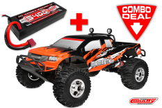 MAMMOTH XP Combo - w/ LiPo Battery TC Power Racing 50C 2S 5400mAh