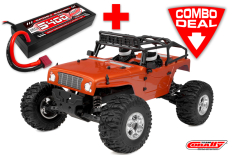MOXOO XP Combo - w/ LiPo Battery TC Power Racing 50C 2S 5400mAh