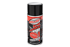 Team Corally - Make-Up - Spray PC paint - Blazing Black - 150ml