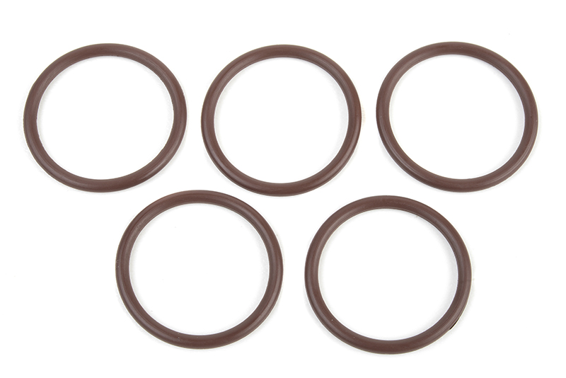 Team Corally - Carburetor 21 Lower O-Ring Etor 21 3P and Etor 21 5-2P - 5 pcs