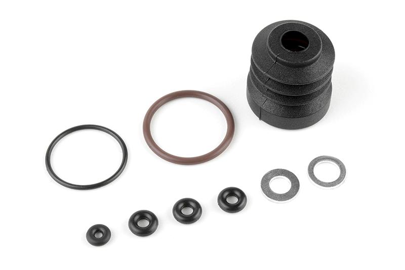 Team Corally - O-Ring Kit for Carburetor Etor 21 3P and Etor 21 5-2P