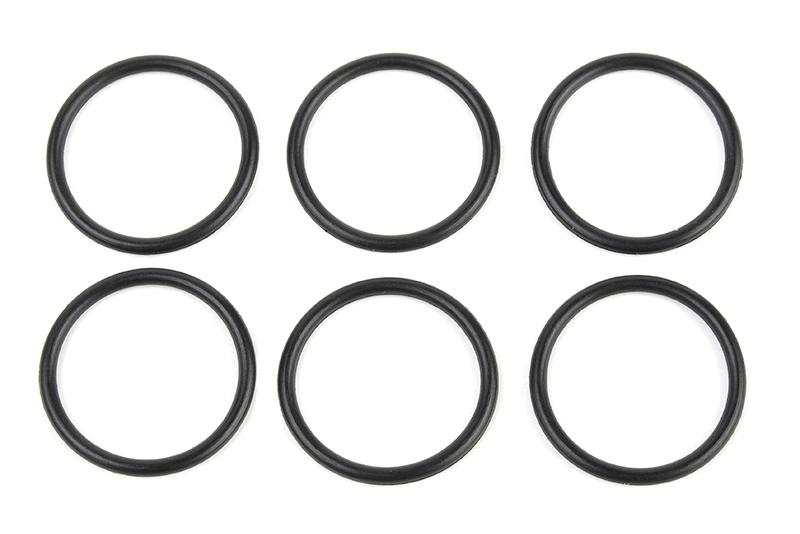 Team Corally - O-Ring of Velocity Carburetor Insert Etor 21 3P and Etor 21 5-2P - 6 pcs