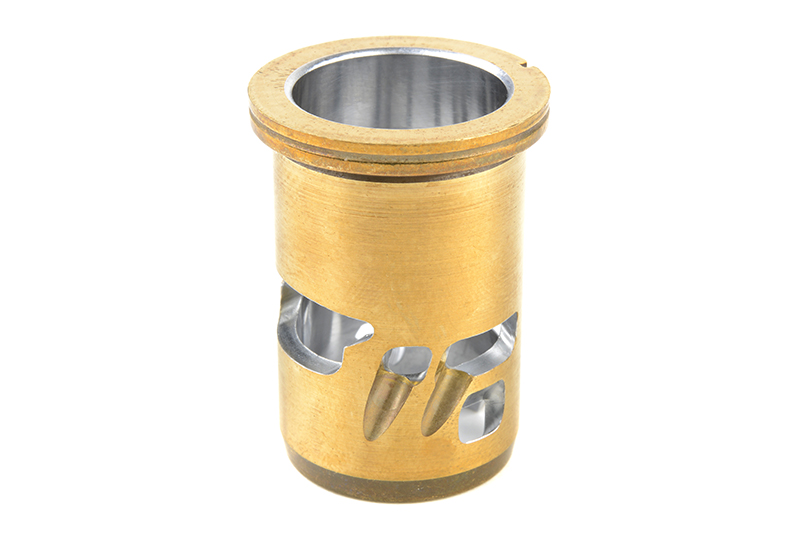 Team Corally - Complete Set - Piston - Liner - Conrod - Pre-mounted for Etor 5+2P
