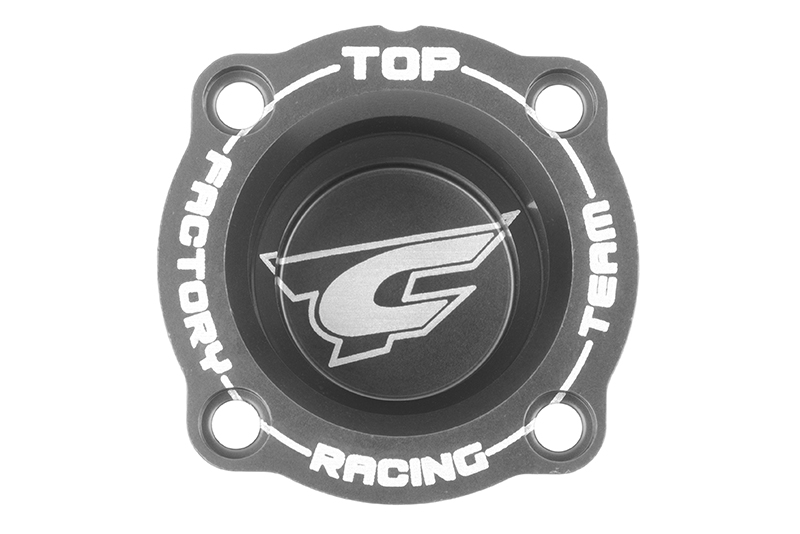 Team Corally - Backplate Cover Etor 21 5-2P with O-Ring