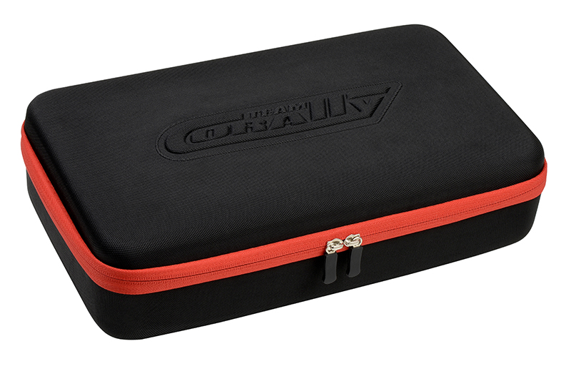 Team Corally - Charger - Eclips 2100 Duo - Limited Black Edition - AC/DC - 100W Power - LCD Display - (2X) 1-6 Li-Xx - 1-15 Ni-Xx