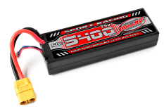 Team Corally - Sport Racing 50C - 5400Mah - 2S - 7,4V - XT-90 - Hard Case