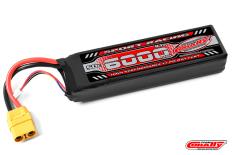 Team Corally - Sport Racing 50C - 6000Mah - 3S - 11,1V - XT-90 - Semi-Soft Case