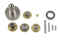 Team Corally - Gear set for Corally CS-4014 / CV-4008