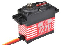 Varioprop - Digital Servo - CR-7220-MG V2 - Low Voltage - Core Motor - Metal Gear - 20 Kg Torque