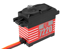 Varioprop - Digital Servo - CR-7220-MG - Low Voltage - Core Motor - Metal Gear - 20 Kg Torque