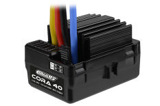 Team Corally - Speed Controller - CORA 40 - Brushed - 2-3S