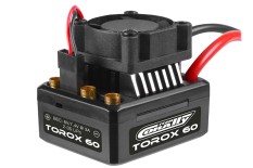Team Corally - Speed Controller - TOROX 60 - Brushless - 2-3S