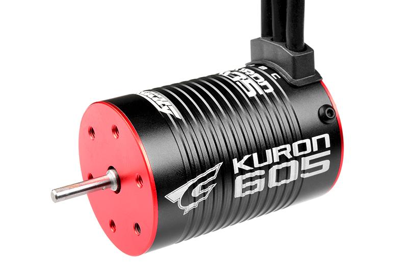 Electric Motor - KURON 605 - 4-Pole - 3500 KV - Brushless