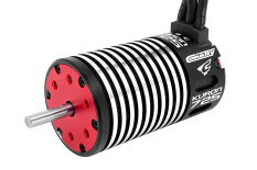 Team Corally - Electric Motor - Kuron 725 - 4-Pole -2150 KV - Brushless - Sensorless - 1/8