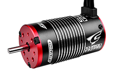 Team Corally - Electric Motor - Kuron 825 - 4-Pole - 2050 KV - Brushless - Sensorless - 1/8
