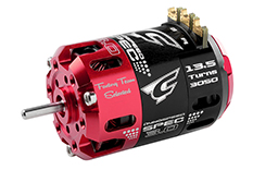 Team Corally - Dynospeed SPEC 3.0 - 1/10 Sensored 2-Pole Competition Brushless Motor - Stock - 13.5 Turns - 3050 KV