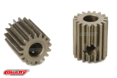 Team Corally - 64 DP Pinion - Short - Hardened Steel - 17 Teeth - Shaft Dia. 3.17mm