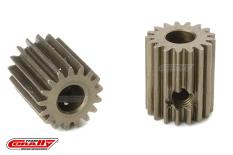 Team Corally - 64 DP Pinion - Short - Hardened Steel - 17 Teeth - Shaft Dia. 3.17mm