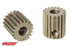 Team Corally - 64 DP Pinion - Short - Hardened Steel - 18 Teeth - Shaft Dia. 3.17mm