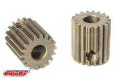 Team Corally - 64 DP Pinion - Short - Hardened Steel - 18 Teeth - Shaft Dia. 3.17mm