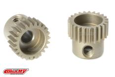 Team Corally - 64 DP Pinion - Short - Hardened Steel - 23 Teeth - Shaft Dia. 3.17mm