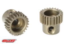 Team Corally - 64 DP Pinion - Short - Hardened Steel - 24 Teeth - Shaft Dia. 3.17mm