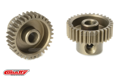 Team Corally - 64 DP Pinion - Short - Hardened Steel - 32 Teeth - Shaft Dia. 3.17mm