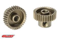 Team Corally - 64 DP Pinion - Short - Hardened Steel - 32 Teeth - Shaft Dia. 3.17mm