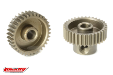 Team Corally - 64 DP Pinion - Short - Hardened Steel - 34 Teeth - Shaft Dia. 3.17mm