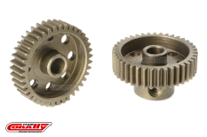 Team Corally - 64 DP Pinion - Short - Hardened Steel - 39 Teeth - Shaft Dia. 3.17mm