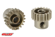 Team Corally - 48 DP Pinion - Short - Hardened Steel - 19 Teeth - Shaft Dia. 3.17mm