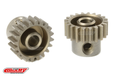 Team Corally - 48 DP Pinion - Short - Hardened Steel - 20 Teeth - Shaft Dia. 3.17mm
