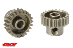 Team Corally - 48 DP Pinion - Short - Hardened Steel - 22 Teeth - Shaft Dia. 3.17mm