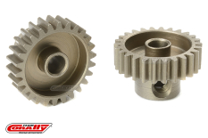 Team Corally - 48 DP Pinion - Short - Hardened Steel - 26 Teeth - Shaft Dia. 3.17mm