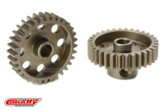 Team Corally - 48 DP Pinion - Short - Hardened Steel - 32 Teeth - Shaft Dia. 3.17mm