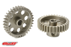 Team Corally - 48 DP Pinion - Short - Hardened Steel - 33 Teeth - Shaft Dia. 3.17mm