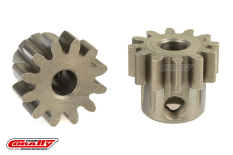 Team Corally - 32 DP Pinion - Short - Hardened Steel - 12 Teeth - Shaft Dia. 3.17mm