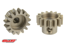 Team Corally - 32 DP Pinion - Short - Hardened Steel - 15 Teeth - Shaft Dia. 3.17mm