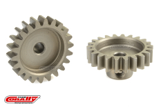 Team Corally - 32 DP Pinion - Short - Hardened Steel - 22 Teeth - Shaft Dia. 3.17mm