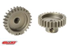 Team Corally - M0.6 Pinion - Short - Hardened Steel - 26 Teeth - Shaft Dia. 3.17mm