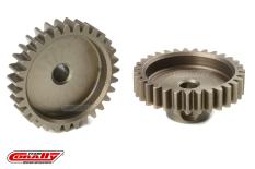 Team Corally - M0.6 Pinion - Short - Hardened Steel - 31 Teeth - Shaft Dia. 3.17mm