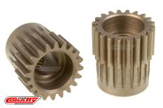 Team Corally - 48 DP Pinion - Short - Hardened Steel - 20 Teeth  - ø5mm