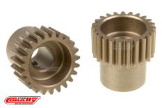Team Corally - 48 DP Pinion - Short - Hardened Steel - 23 Teeth  - ø5mm
