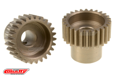 Team Corally - 48 DP Pinion - Short - Hardened Steel - 26 Teeth  - ø5mm